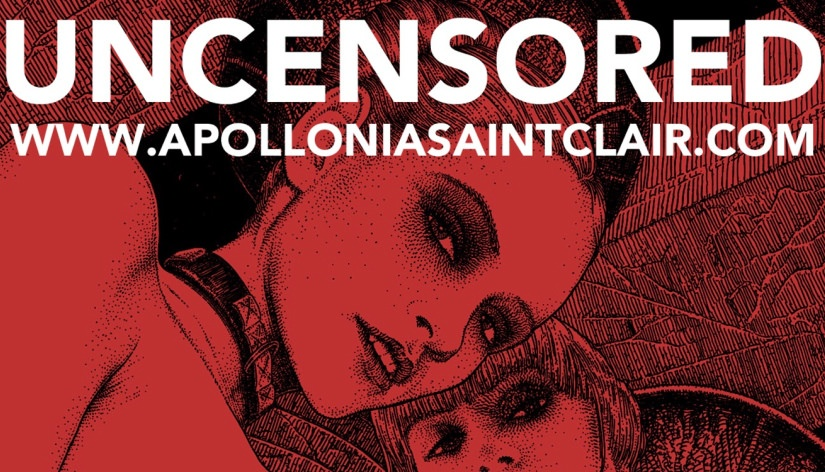 La Camera Di Valentina 01: Apollonia Saintclair