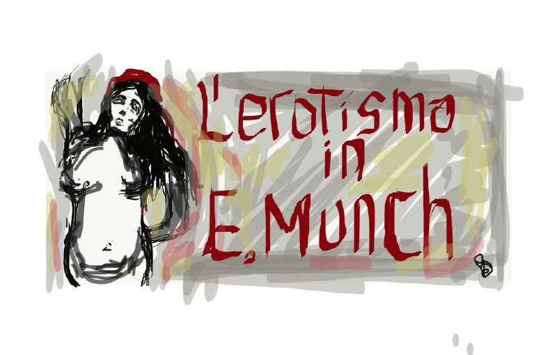 L'Erotismo in Edvard Munch: l'adolescente